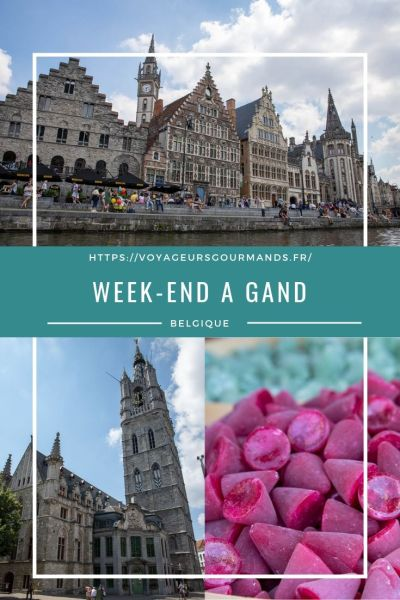 Visiter Gand