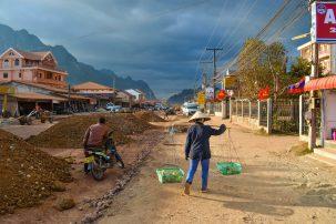 Lak Sao, Laos
