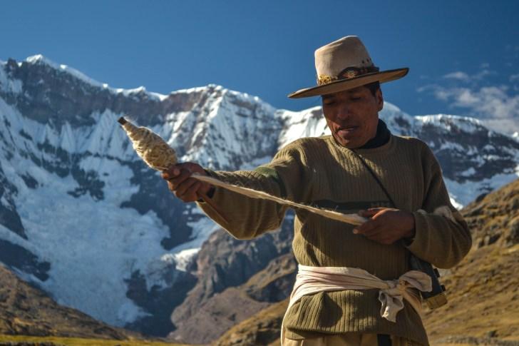 Tour de l'Ausangate, Pérou