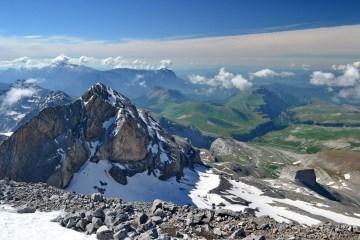 Mont Perdu, Pyrénées.