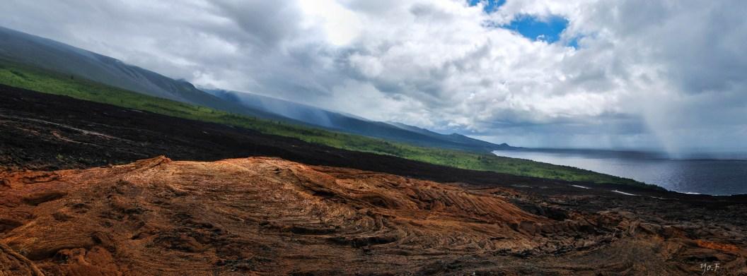île de la Réunion.