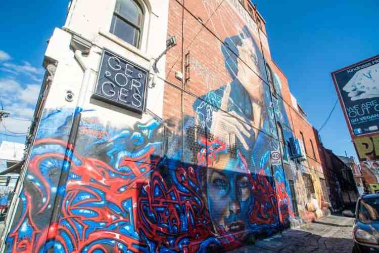 australie melbourne street art