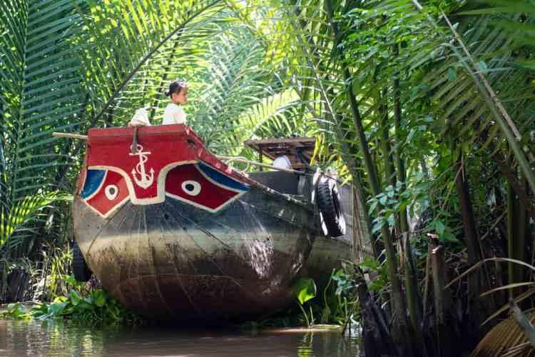 vietnam delta du mekong