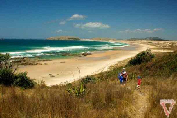 Cape Reinga- Henderson Bay