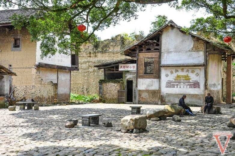 Tulou Fujian Maison Hakka-11