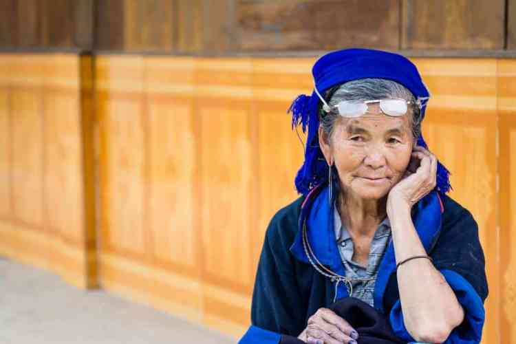 hmong bleue la pan tan