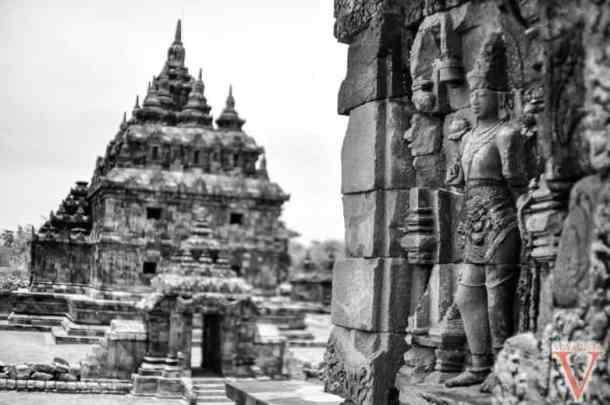 Plaosan Yogyakarta