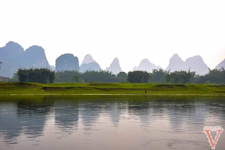 rivière li croisière yangshuo