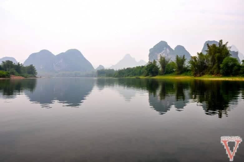 rivière li yangshuo