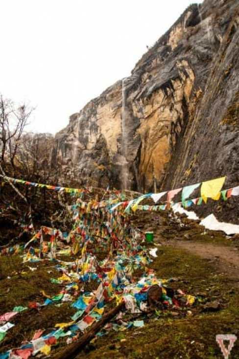 yuben cascade sacrée
