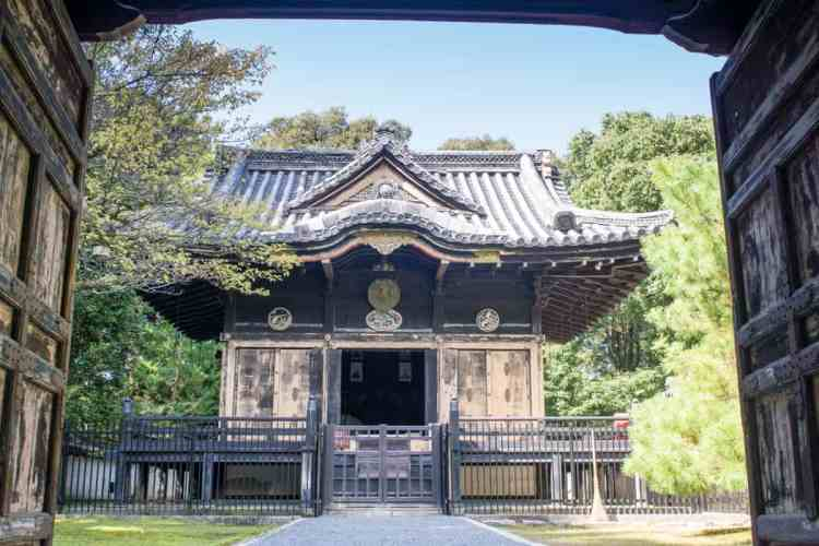Konch in kyoto japon