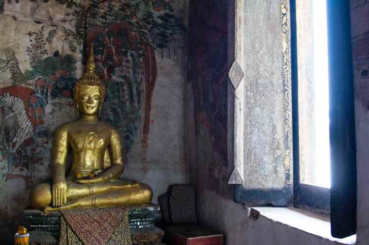 Wat Pahouak à Luang Prabang