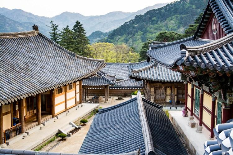 temple haeinsa coree
