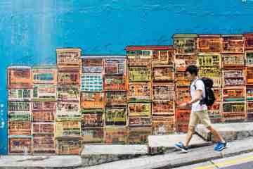street art hong kong