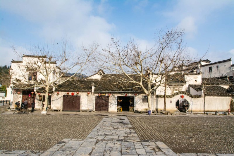 Xidi Anhui Chine