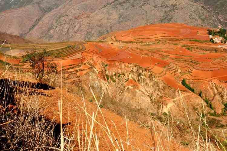 lexiaguo terres rouges yunnan