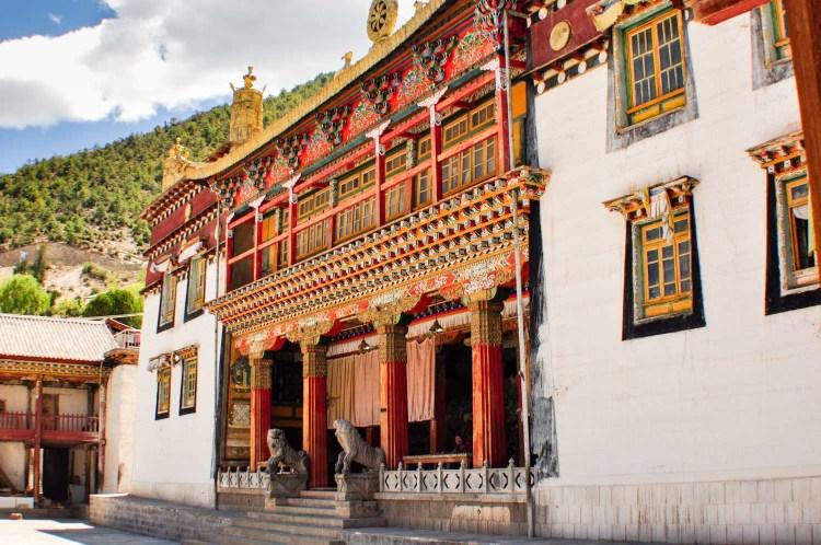 yunnan monastère