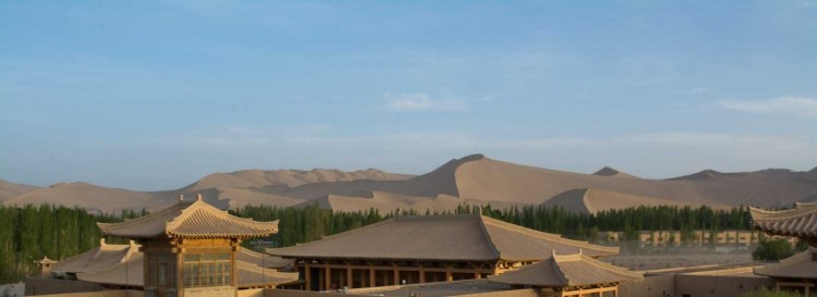 dunhuang silk road hotel