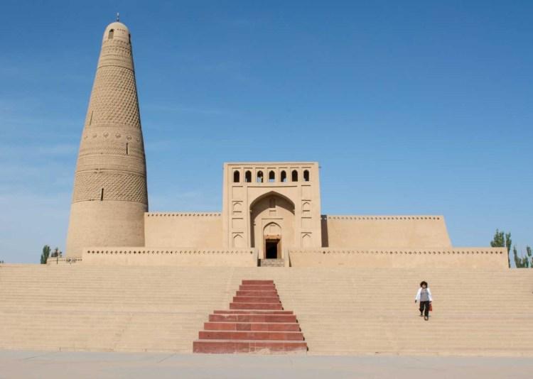 minaret emin turpan