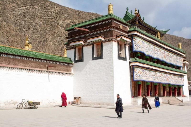monastère de labrang xiahe
