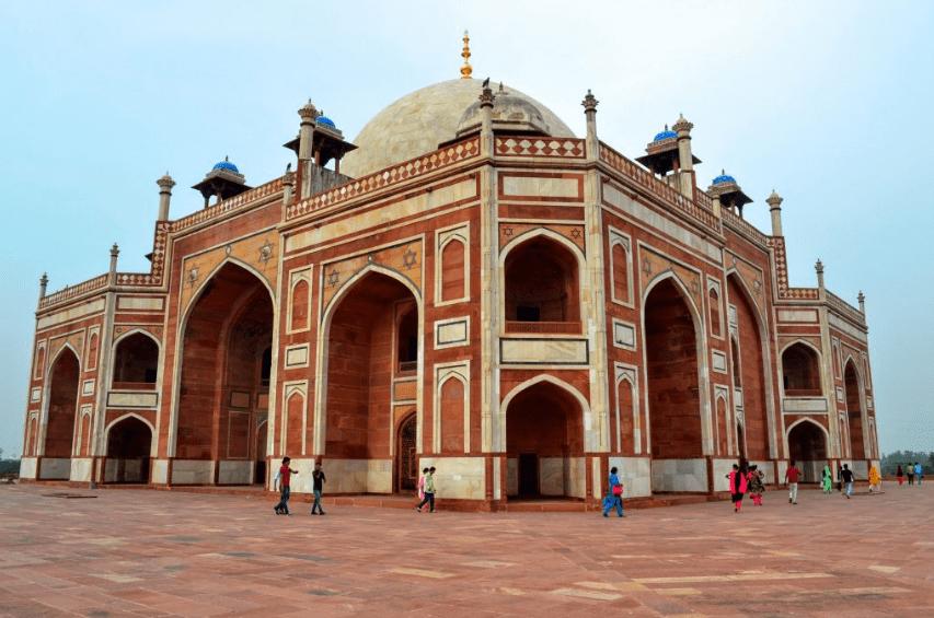 Delhi - Humayun