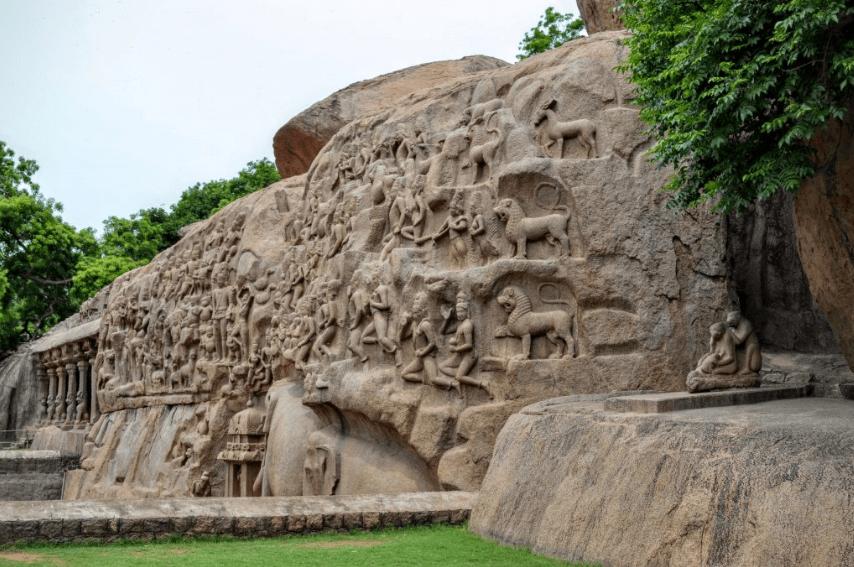 Mamalapuram Wall
