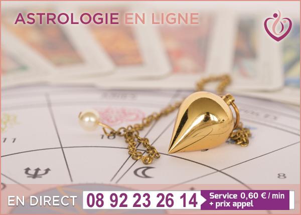 Astrologue sérieux en ligne