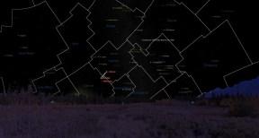 AM 25 July 1480 Gemini Triangle