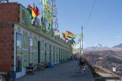 Las casitas de las brujas, La Paz