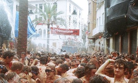 Tomatina – Europas coolaste festival