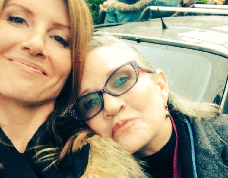 Autopsia a Carrie Fisher revela presencia de cocaína y otras drogas en su organismo