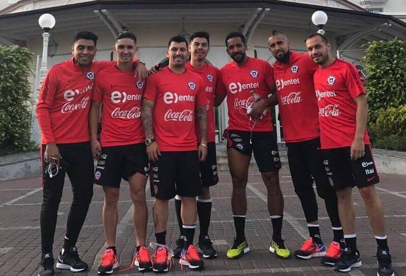 Los emotivos mensajes de Vidal, Medel y Beausejour tras perder la final Copa Confederaciones