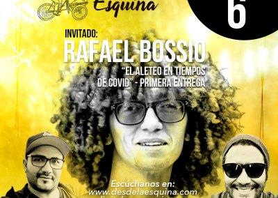 """""""El aleteo en tiempos de Covid"""" – Primera entrega – El Caribe desde la esquina – EP 6"""