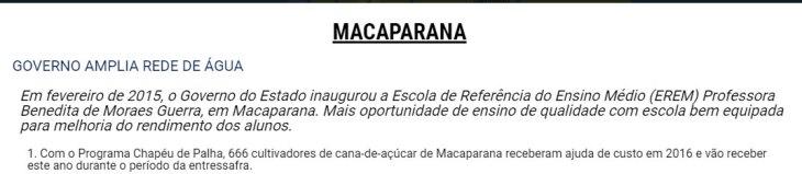 macaparana