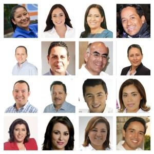 Diputados que ganaron por Mayoría Relativa