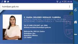 Concejal Municipal a partir del 1 de octubre