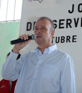 Seré un alcalde cercano: Mario Calzada