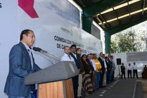 """Alejandro Ochoa en su mensaje a los """"camineros"""""""