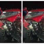 Fatal accidente en El Papanoa, hay un muerto y dos heridos