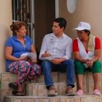La petición de combatir los robos es unánime: Toño Macías