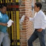 Ofrece Toño Macías trabajo en conjunto con la ciudadanía