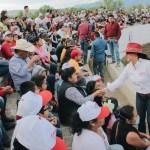Le apostará Carlota Ledesma a la infraestructura para elevar la calidad de vida en El Palmar