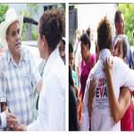 Landa de Matamoros respalda el proyecto de Eva Maldonado