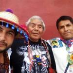 Tata Kachora honra con su presencia evento indígena en Pedro Escobedo