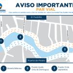 A partir del próximo 22 de abril nuevo orden vial en Corregidora