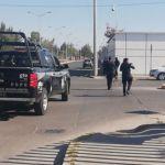Comando abre boquete en secundaria para rescatar a detenido en comandancia de Celaya -Video-