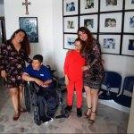 Signa convenio municipio de Arroyo Seco con casa hogar en Querétaro