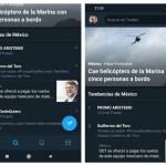 Desplome de helicóptero en Jalpan es tendencia #1 en twitter