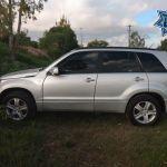 Policías aseguran vehículo con reporte de robo en El Marqués