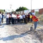 Inicia obra de urbanización en La Higuera, Peñamiller
